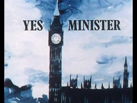 Yes Minister - Intro