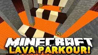 Minecraft LAVA PARKOUR! (Custom Parkour Map!) #3 w/PrestonPlayz&NoochMC