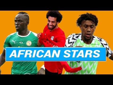 BEST AND KEY PLAYERS AT AFRICA CUP OF NATIONS 2019 | CAIRO EGYPT | AFCON 2019