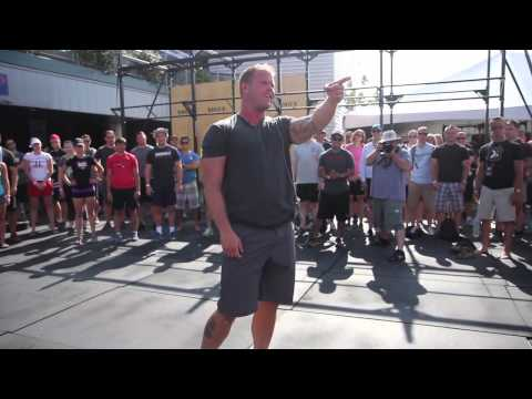 CrossFit – The CrossFit Experience With Kelly Starrett