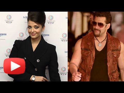 Ex Lovers Salman Khan and Aishwarya Rai Make HEADLINES – WATCH HOW