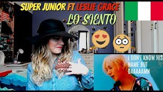 Video Italian react to SUPER JUNIOR 슈퍼주니어 'Lo Siento (Feat. Leslie Grace)' MV [ENG SUB] MP3, 3GP, MP4, WEBM, AVI, FLV April 2018