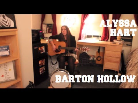 ALYSSA HART - Barton Hollow - The Civil Wars I'm still trying to get better at editing videos, but the audio was created in one take with the foot drum.