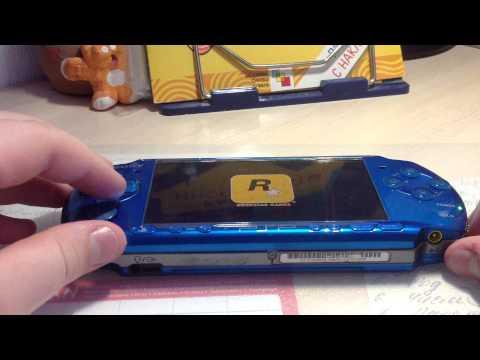 Ностальгический обзор  PSP-3008( перезалив )