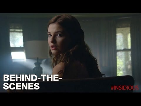 Behind-The-Scenes: INSIDIOUS: CHAPTER 3 - FEAR THE BEGINNING