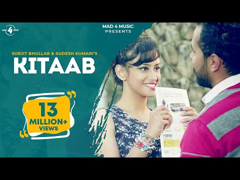 Video New Punjabi Songs 2015 | Kitaab | Surjit Bhullar feat. Sudesh Kumari | Punjabi Songs 2015 download in MP3, 3GP, MP4, WEBM, AVI, FLV January 2017