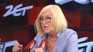 Zobaczcie jak kłamie Kopcińska w Radiu Zet.