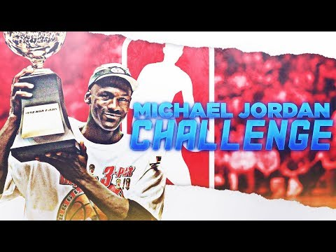 6 Titles in 8 Years...The Michael Jordan Challenge!