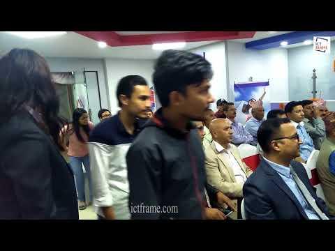 (Gandaki Development Bank inaugurates  New Baneshwor branch - Duration: 5 minutes, 13 seconds.)