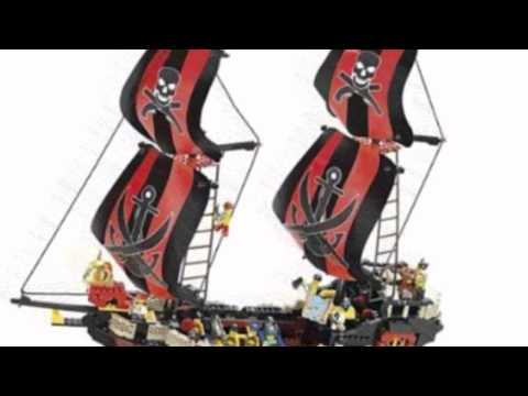Video New YouTube Video of the Pirate Black Pearl 632 Piece Building