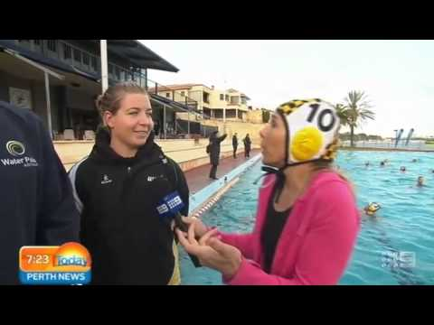 WA Institute of Sport - Water Polo - Part 1 | Today Perth News