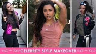Video I Got A Celebrity Style Makeover 👗👠 MP3, 3GP, MP4, WEBM, AVI, FLV Januari 2019