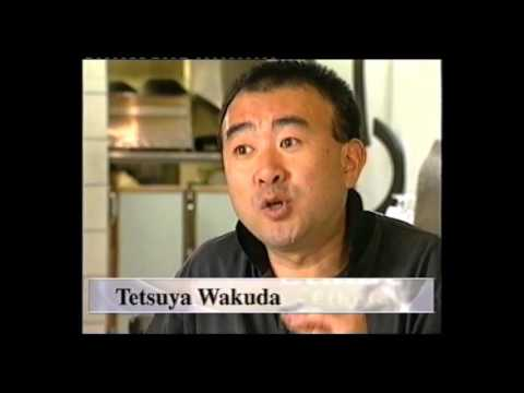 1998 Ethnic Business Awards Finalist – Small Business Category – Tetsuya Wakuda – Tetsuya's Restaurant