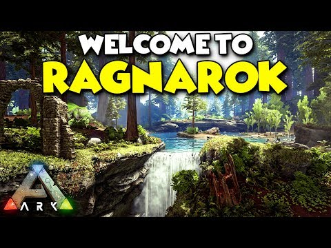 WELCOME TO RAGNAROK ( New ARK Map ) - ARK Duo Survival Series #1 (видео)