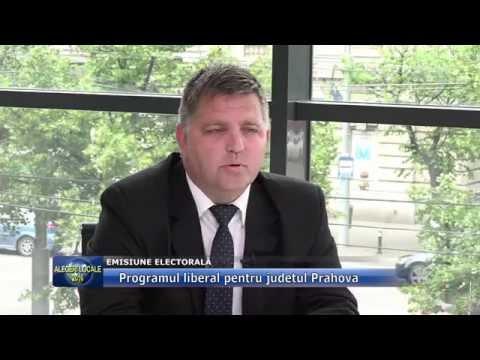 Emisiunea Electorală – 27 mai 2016 – PNL