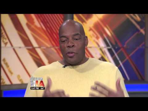 Actor/comedian Alonzo Bodden guests on FOX's