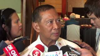 Graft-facing Binay vows to continue admin's anticorruption drive