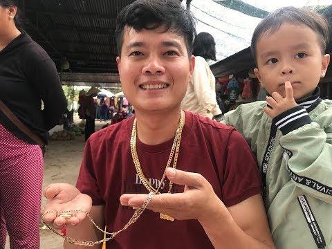 """Choáng với độ """"sang chảnh"""" của Khương Dừa, đi chợ mua vàng cho người không quen biết? - Thời lượng: 28 phút."""