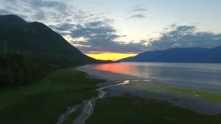 Hope, Alaska view with a DJI Phantom 4. More to come from AK! https://www.youtube.com/c/mikegilroyak?sub_confirmation=1Check out my Photography @ www.mtgilroy.com
