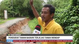 Video Penduduk Taman Baiduri TerjejasTanahMendap MP3, 3GP, MP4, WEBM, AVI, FLV Desember 2018