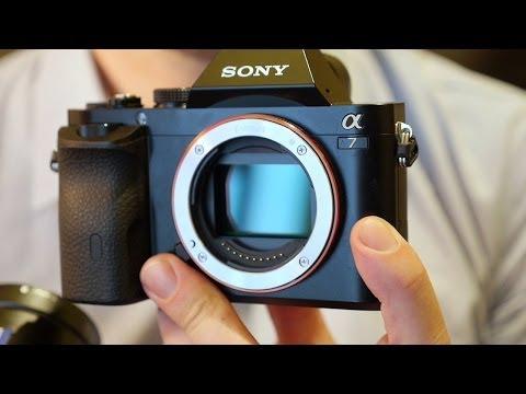 Sony Alpha 7 & Alpha 7R - Praxis-Test Hands-on deutsch | CHIP
