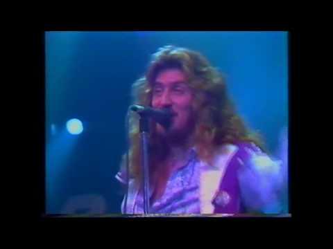 Los Ojos de la Zíngara 24 horas de rock 1986