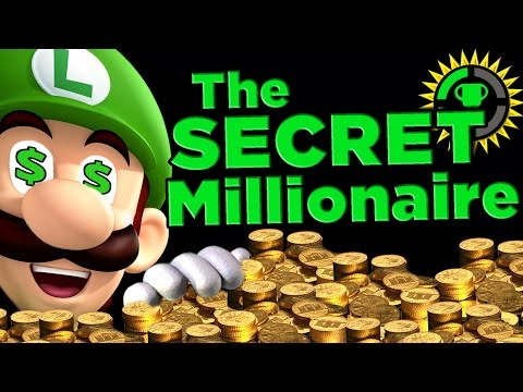 Game Theory: Luigi, the RICHEST Man in the Mushroom Kingdom? (Super Mario Bros) (видео)