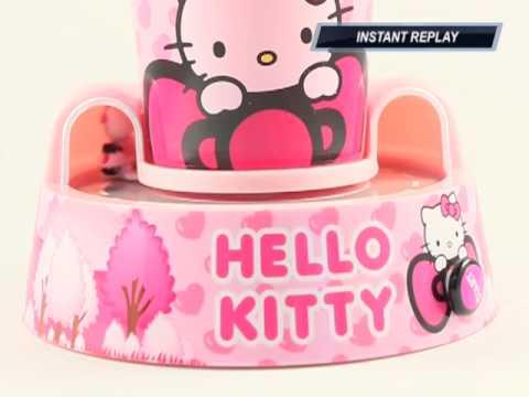 Hello Kitty Zahnpflegeset