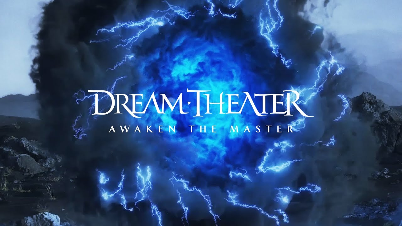 """Dream Theater - """"Awaken The Master""""MVを公開 新譜アルバム「A View From The Top Of The World」2021年10月22日発売 thm Music info Clip"""
