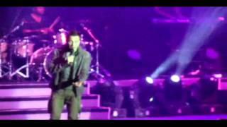 WESTLIFE SEASON IN THE SUN LIVE IN JAKARTA GRAVITY TOUR 2011