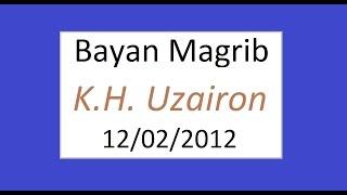 Video Ceramah yang menyentuh hati oleh KH Uzairon MP3, 3GP, MP4, WEBM, AVI, FLV November 2018