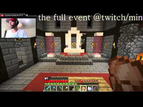 event - The last 3 hours of the Mindcrack 24h charity event was crazy. Multiple pranks and more madness! Mindcrack Minecraft Server Season 5 has started! Minecraft 1.8 is here! Charity UHC: http://www.ex...