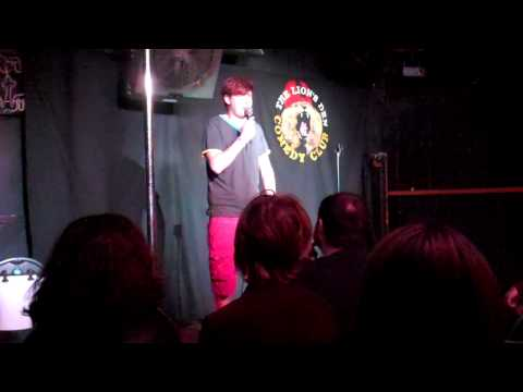 Dexter - Lions Den Comedy Club - 27th March 2012