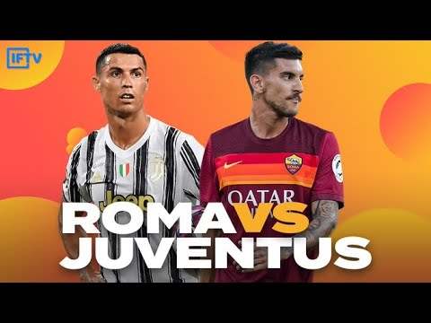 ROMA VS JUVENTUS LIVE STREAM GOAL REACTIONS! SERIE A 2020 LIVE