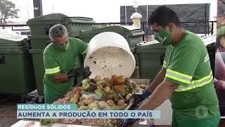 Máquina que processa resíduos ajuda meio ambiente