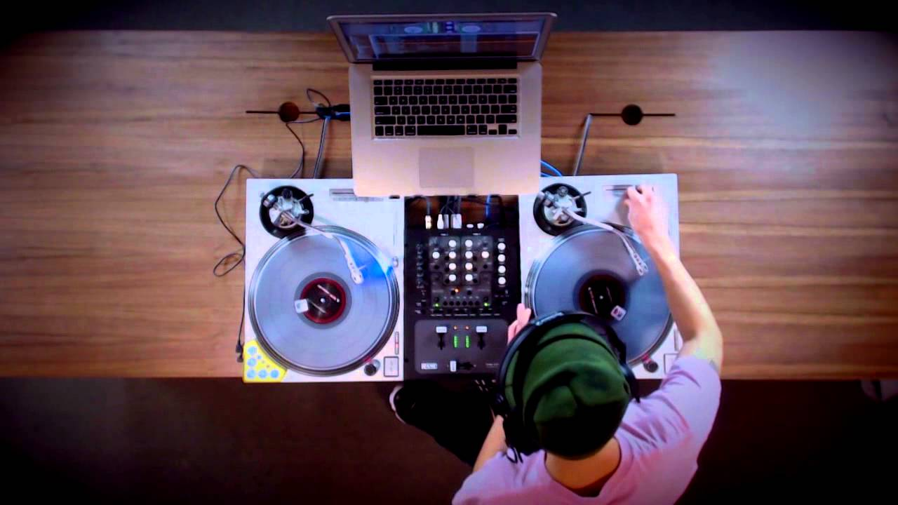 J. Espinosa - Winning Redbull Thre3style SF Set for DJ Tech Tools 2013