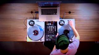 J. Espinosa - Winning Redbull Thre3style SF Set for DJ Tech Tools 2013