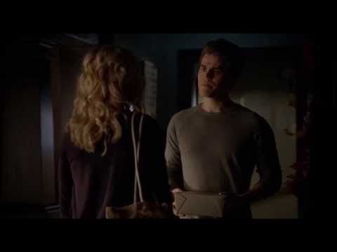 "The Vampire Diaries: 6x08 - Stefan and Caroline (""I had to push you away the most"" )"