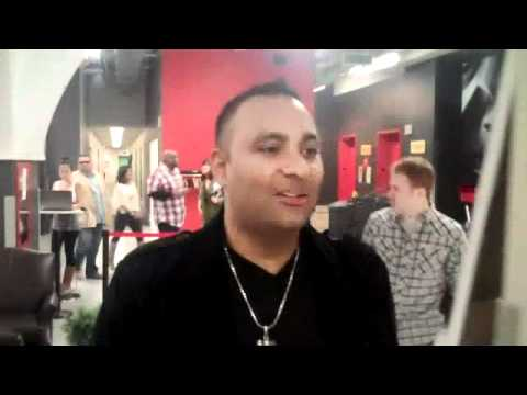 TMZed Backstage with Russell Peters