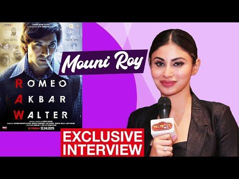 RAW Movie | Mouni Roy Exclusive Interview | John Abraham | Romeo Akbar Walter