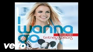 Britney Spears - I Wanna Go (Moguai Remix) (Audio)