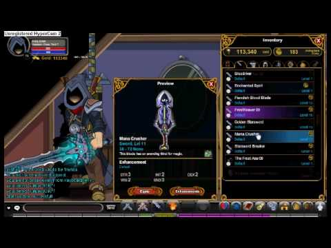 I FOUND SOMETHING CREEPY ON AQWORLDS !!!!