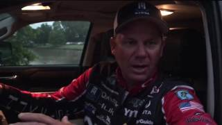 KVD - day 1 Lake Dardanelle