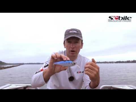 Sebile Cracking Shad 130 FL videó