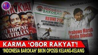 Video K4rma 'Obor Rakyat', Tabloid 'Indonesia Barokah' Bikin Opo$isi Kej4ng-Kej4ng! MP3, 3GP, MP4, WEBM, AVI, FLV Februari 2019