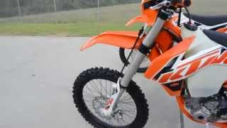 2. 2015 KTM 350 XCF and 350 XCF-W  What is the difference?
