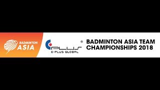 Video E Plus Badminton Asia Team Championships 2018  - (Men's Team Semi Finals) Indonesia Vs  Korea MP3, 3GP, MP4, WEBM, AVI, FLV Februari 2018