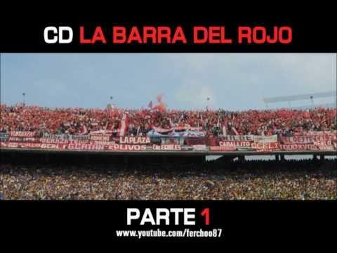CD LA BARRA DEL ROJO PARTE 1 - La Barra del Rojo - Independiente - Argentina - América del Sur