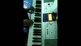cover keyboard Kau Ilhamku-Man Bai