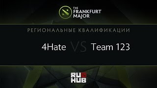 4Hate vs SatuDuaTiga, game 2